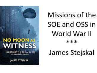 Book review - No Moon as Witness by James Stejskal