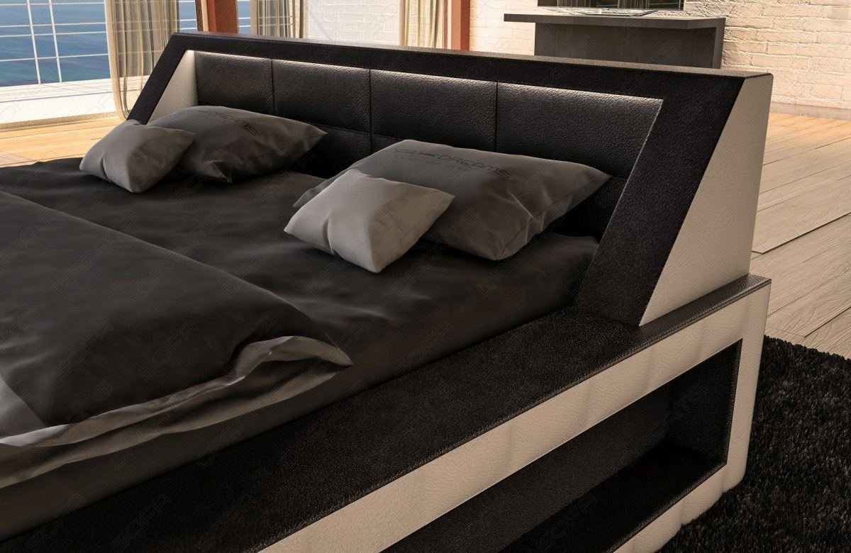 Sofa Dreams Betten Hotelbett Design Boxspringbett Matera Ehebett Mit Led