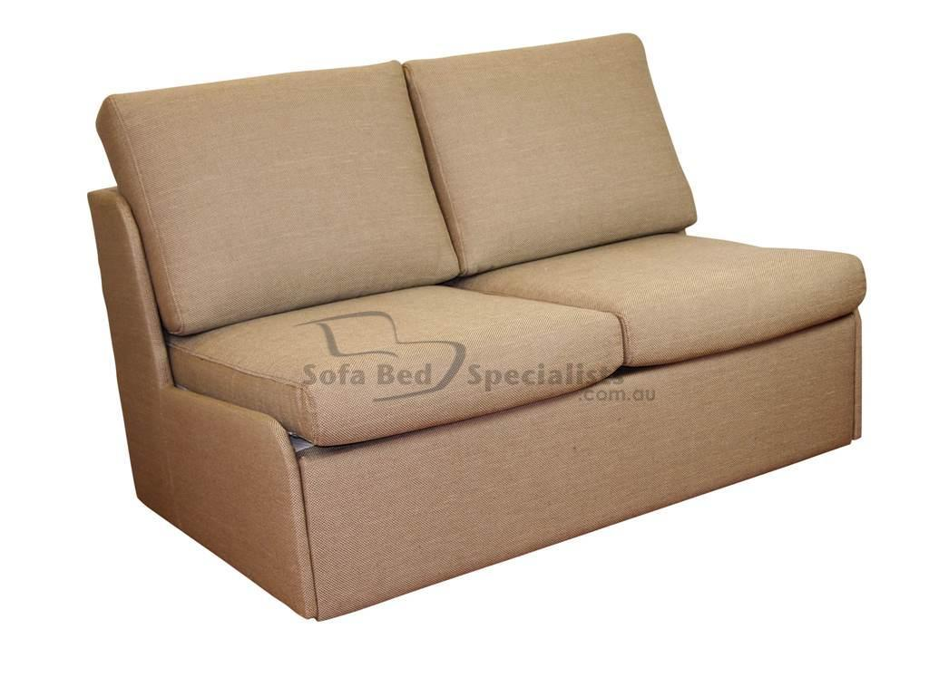 au sofa bed bailey covers armless double sofabed with timber slats specialists timberslats