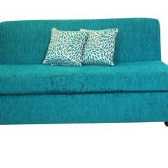 Sofa Bed With Innerspring Mattress Repair London Double Armless Sofabed