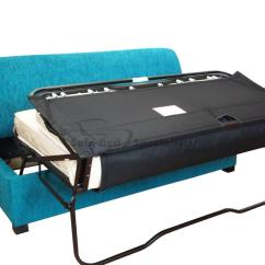 Double Sofa Bed Mattress Child Foam Flip Out Armless Sofabed With Innerspring