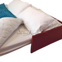 Sofa Bed Timber Slats Cleaning Fabric Covers Ottoman Sofabed With Specialists