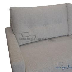 Sleeper Sofa Charlotte Nc Miami Contemporary Leather Sectional Set Sofabed Or Bed Specialists