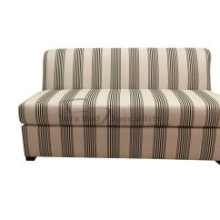 Sofa Bed With Innerspring Mattress Tidafors Cover Armless Sofabed
