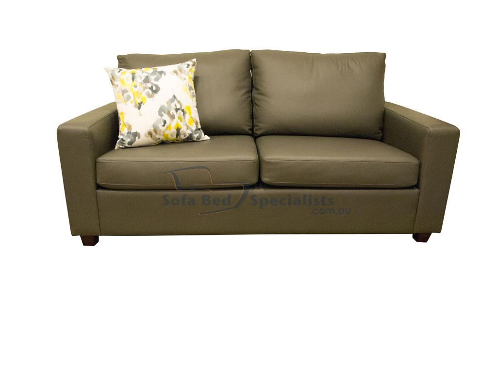 small double leather sofa bed ikea removable covers sydney sofabed specialists