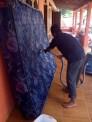 cuci sofa springbed bekasi
