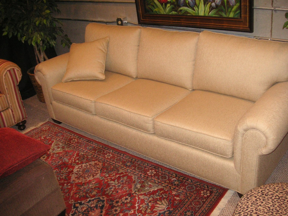 Rolled Arm Sofa