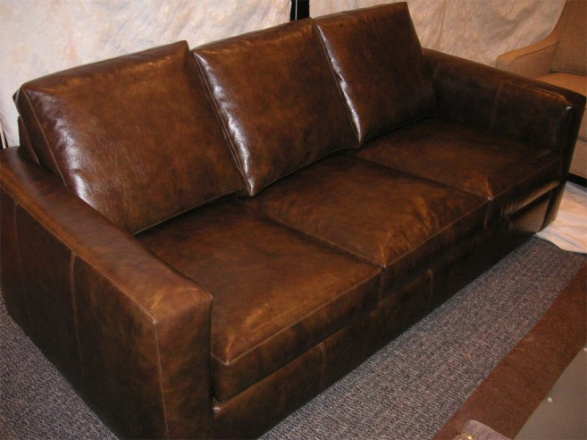 Maxwell Sofa in Leather