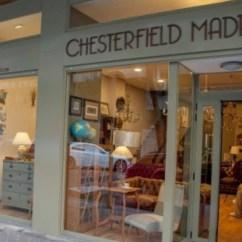 Sofa Chester Barato Madrid Grey Leather Corner Dfs Chesterfield Tienda