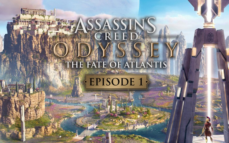 Assassin S Creed Odyssey The Fate Of Atlantis Episode 1 Fields Of Elysium Sofa Gamers