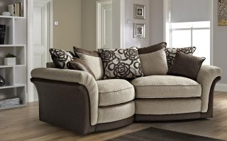 Cuddle Couch With Optional Tray For Sale   Couch & Sofa ...