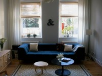 Blue Leather Sofa And Loveseat | Couch & Sofa Ideas ...