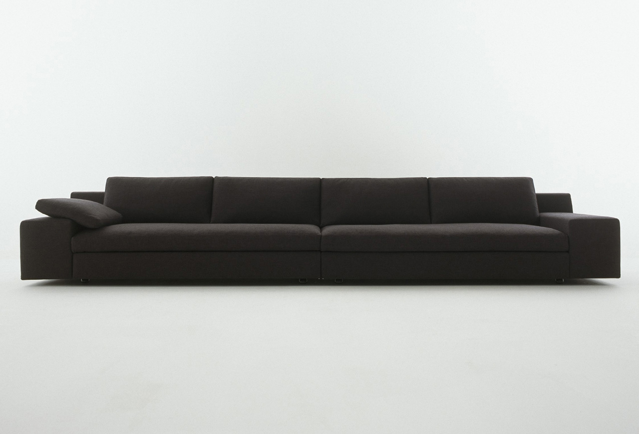 Long Modern Sectional Sofas  Couch  Sofa Ideas Interior