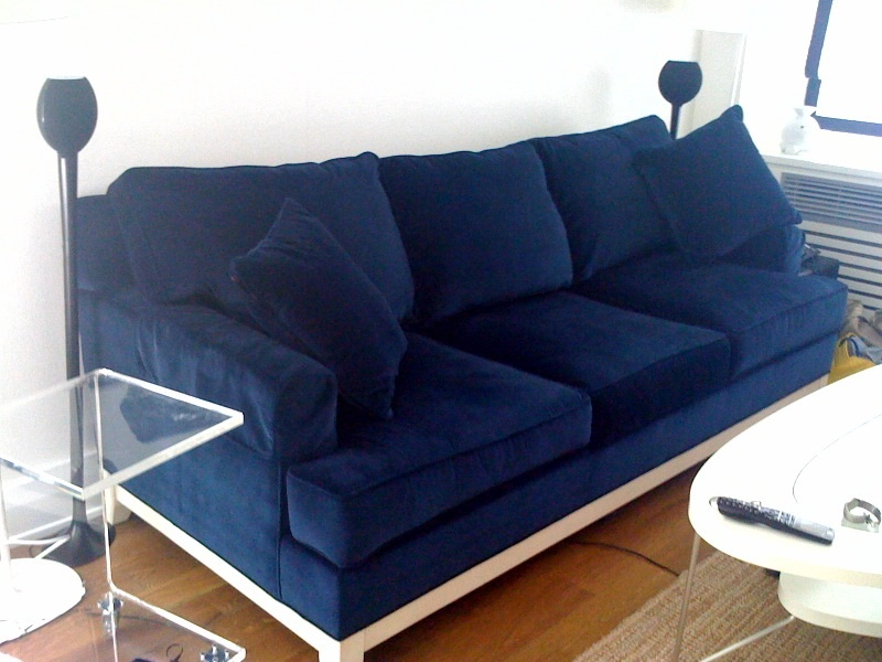 Out Couch Loveseat Pull