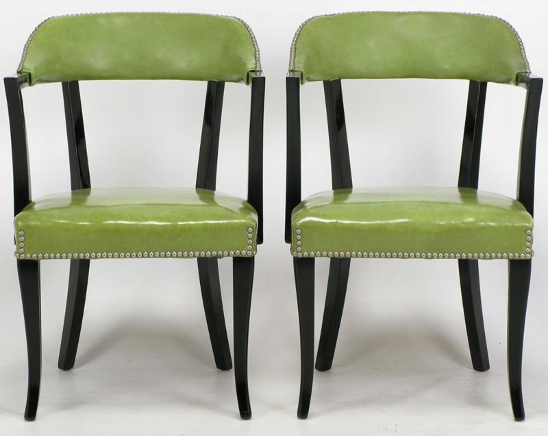 Lime Green Dining Chairs Add Freshness And Contemporary