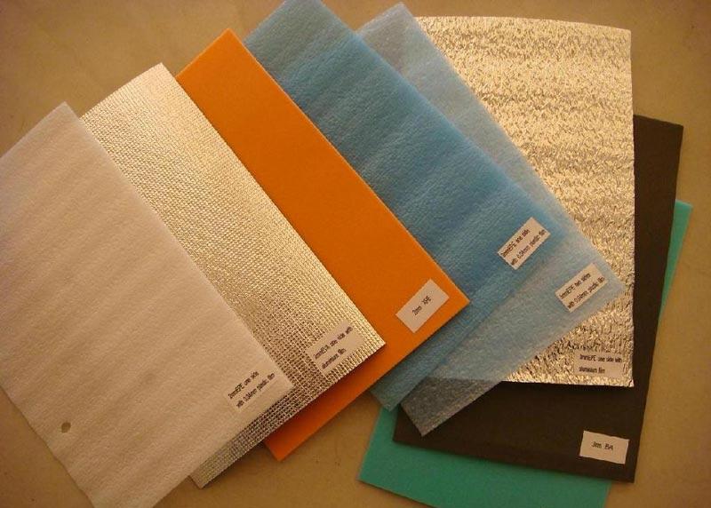 Underlay For Laminate Flooring Provides Durability