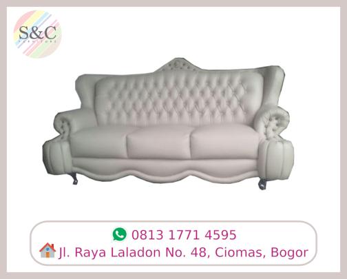 Classic Sofa Murah Bogor
