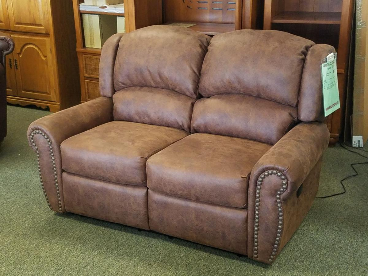 reclining sofa on clearance best brand in the world mcalister power loveseat selections