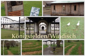 Postkarte Königsfelden