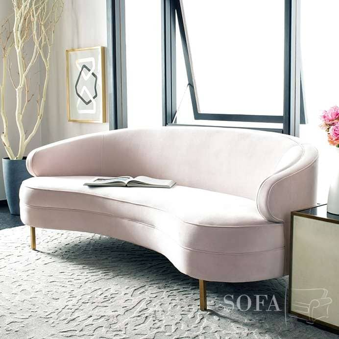 best curved sofa reviews 2021 the