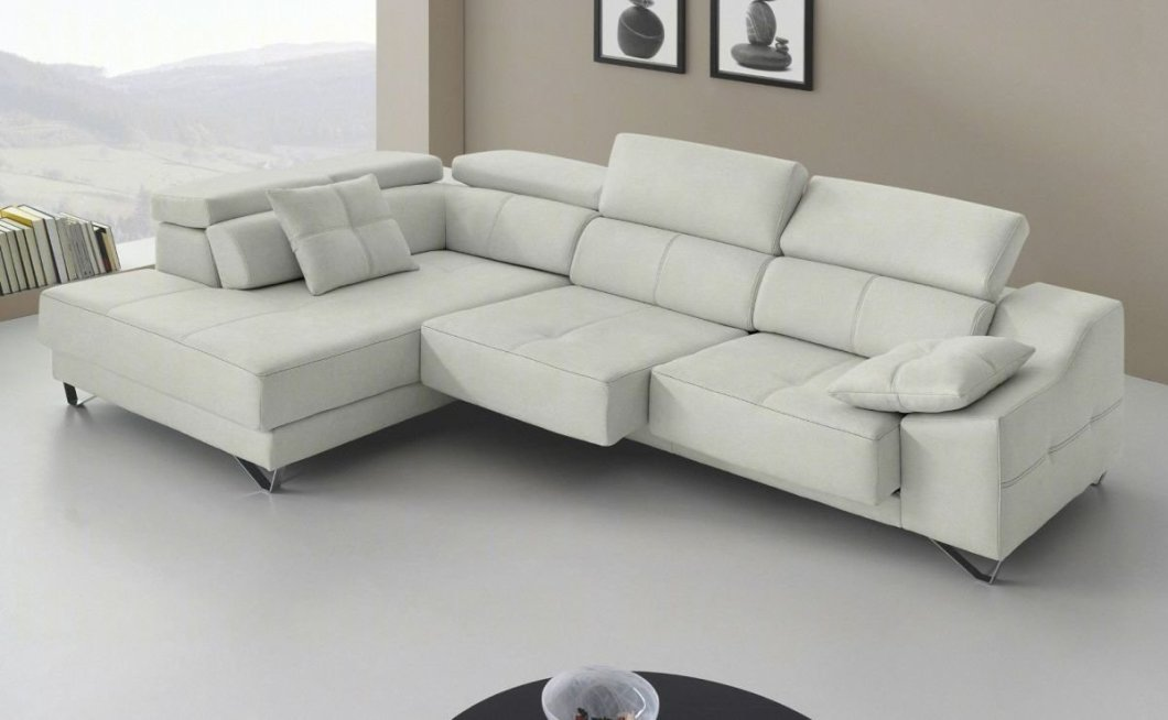 Sofa rinconera chaise longue for Sofas de alta calidad