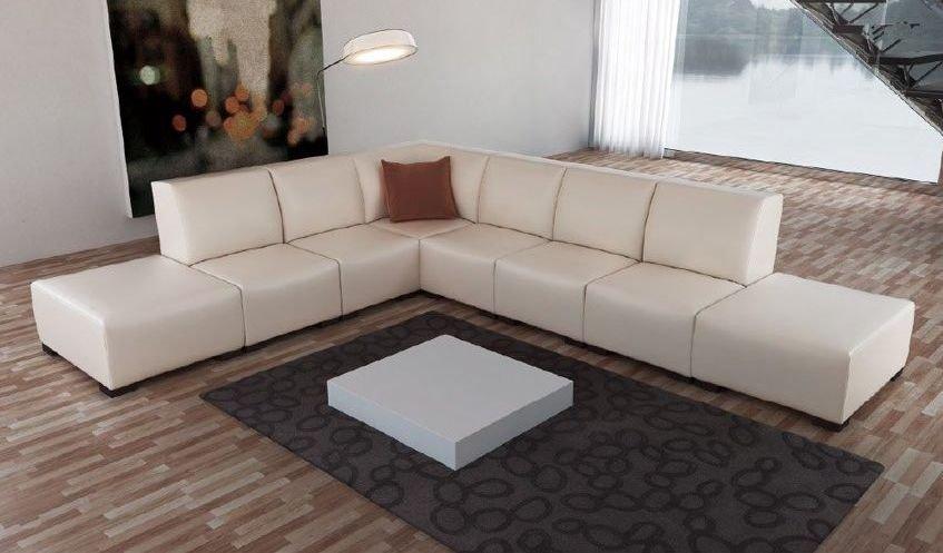 Sofa esquinero piel precios for Precios de sofas esquineros