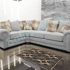 Tuscan Reversible Leather Corner Sofa Brown Right Hand Facing Liquidation Sale Left Definition Brokeasshome