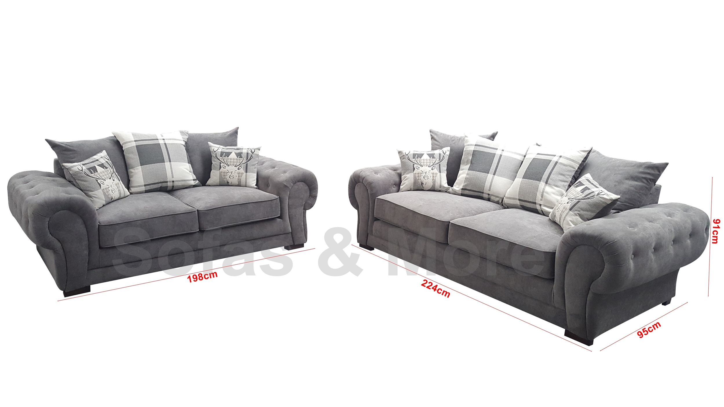 sofa retailers birmingham contemporary couch bed sleeper microfiber convertible ottoman sectional set big corner suite verona fabric 3 432 seater armchair