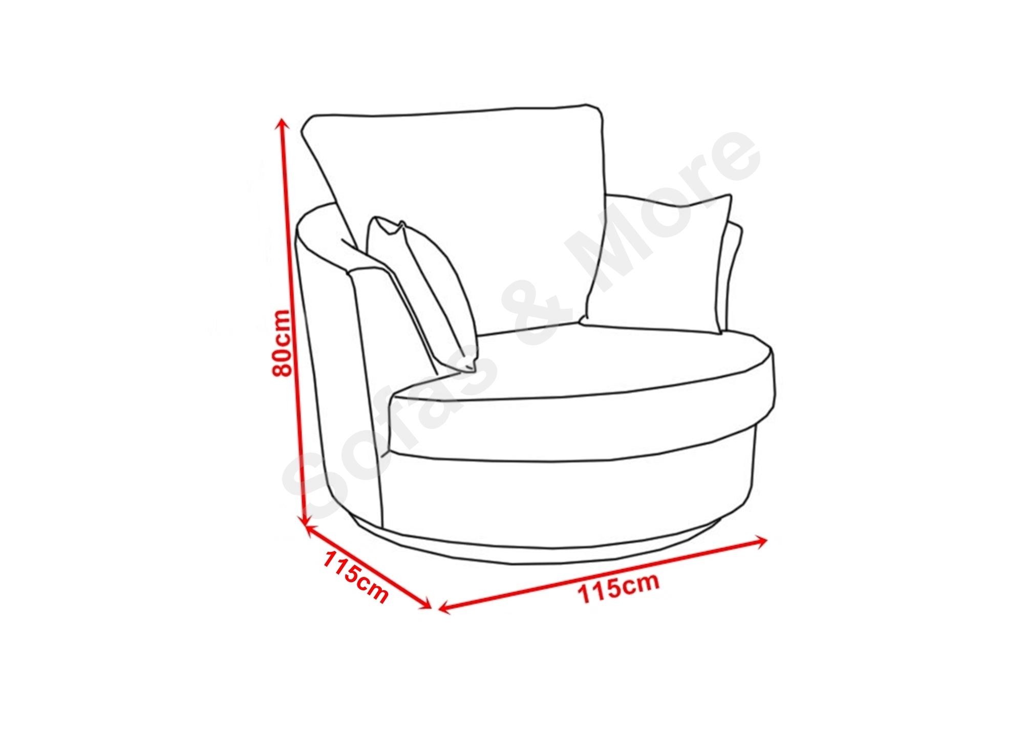 removable dining chair seat covers ghost chairs cheap large swivel round cuddle chenille fabric grey black snuggle love sofa   ebay