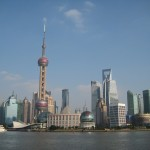 Downtown Shanghai
