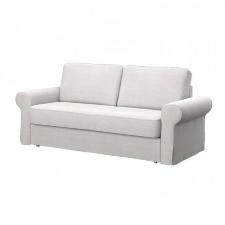 sofa bed covers queen rooms to go ikea backabro 3 seat cover soferia for
