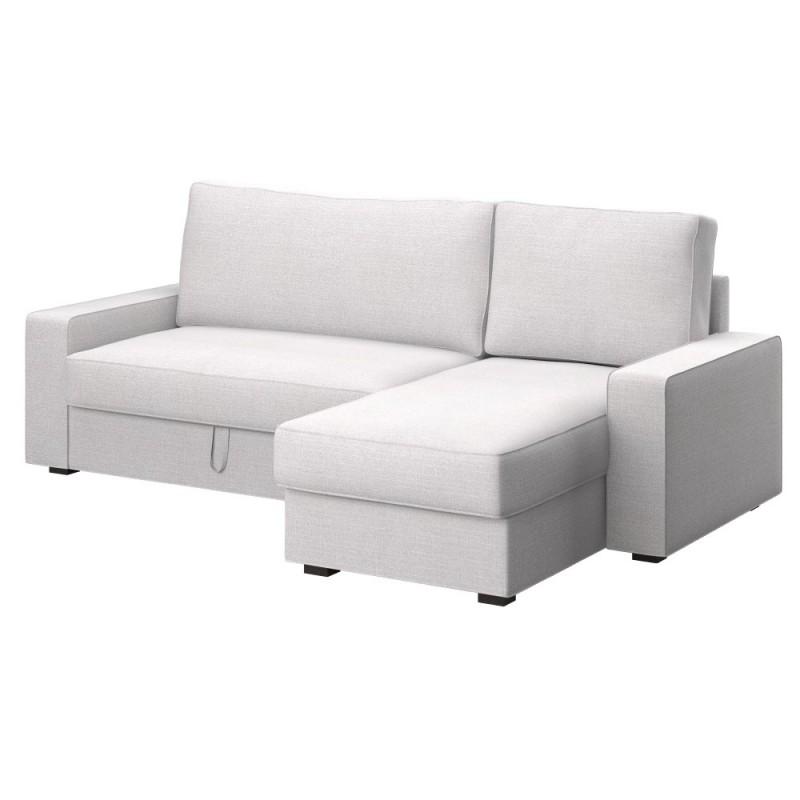 VILASUND Hoes Slaapbank met chaise longue  Soferia