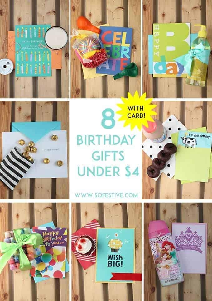 20 ideas for birthday