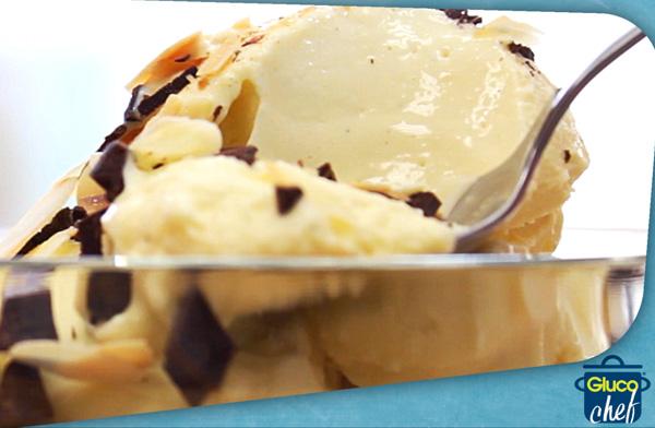 Λαχταριστό παγωτό μπανάνα με κουρκουμά , χωρίς ζάχαρη!!!
