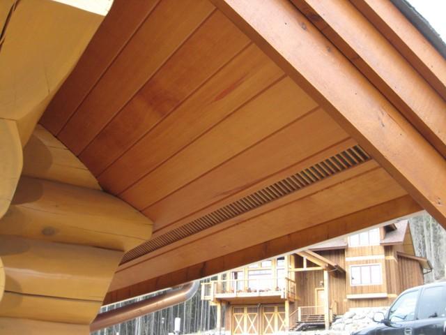 Wood Soffit Vent Manufacturer