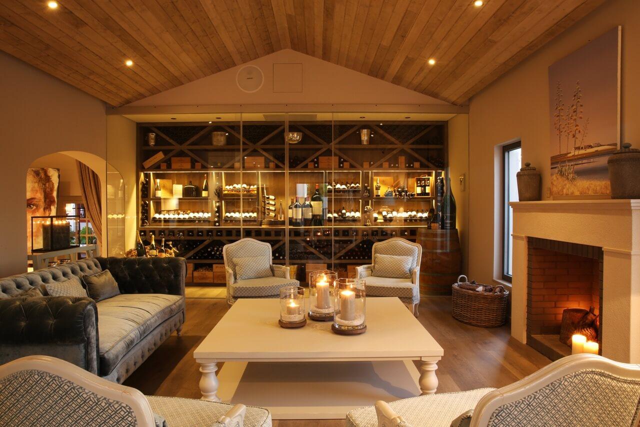 Casa Velha - Sala de Estar   Living Room