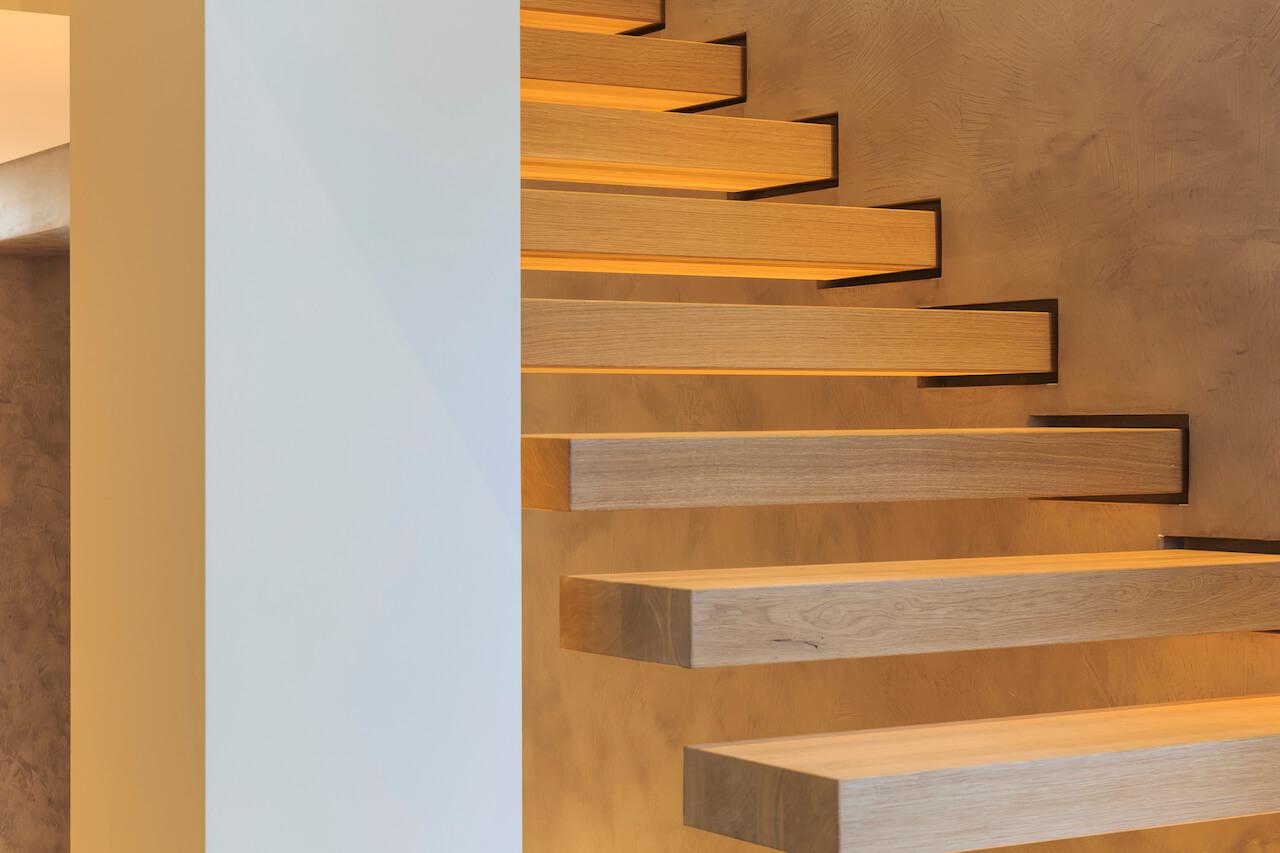 Casa SB - Escadas   SB House - Stairs