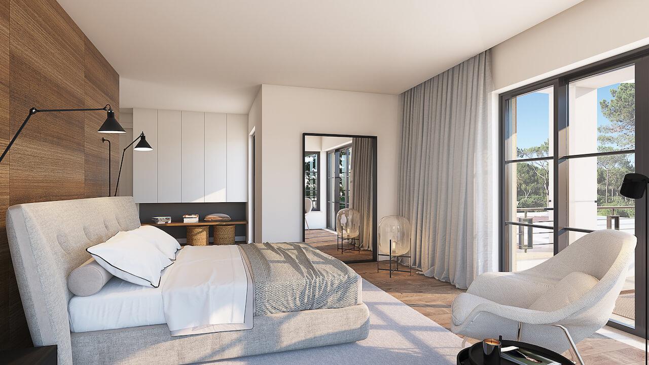 Casa MG 3D - Quarto | MG House 3D - Bedroom