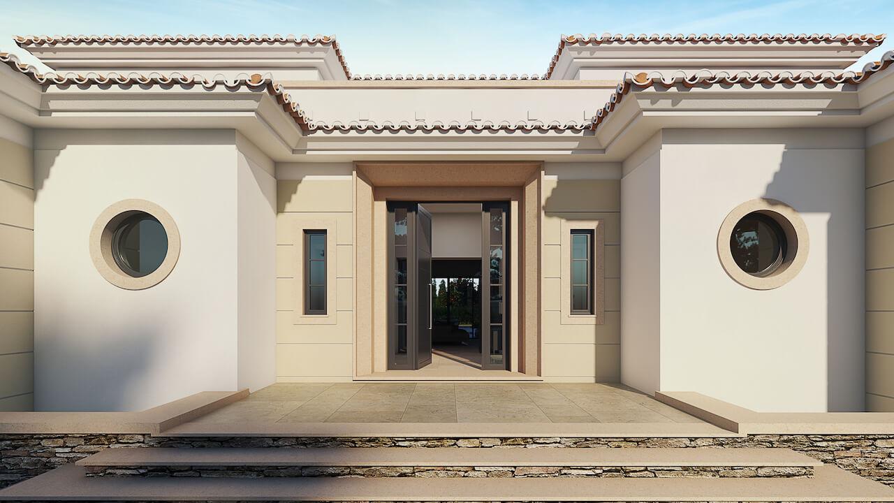 Casa MG 3D | MG House 3D - Exterior