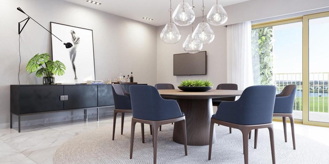 Suite Presidencial - Sala de Jantar | Presidential Suite - Dining Room