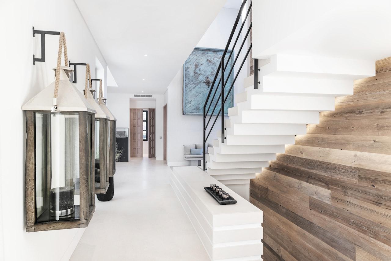 CS House – Escadas