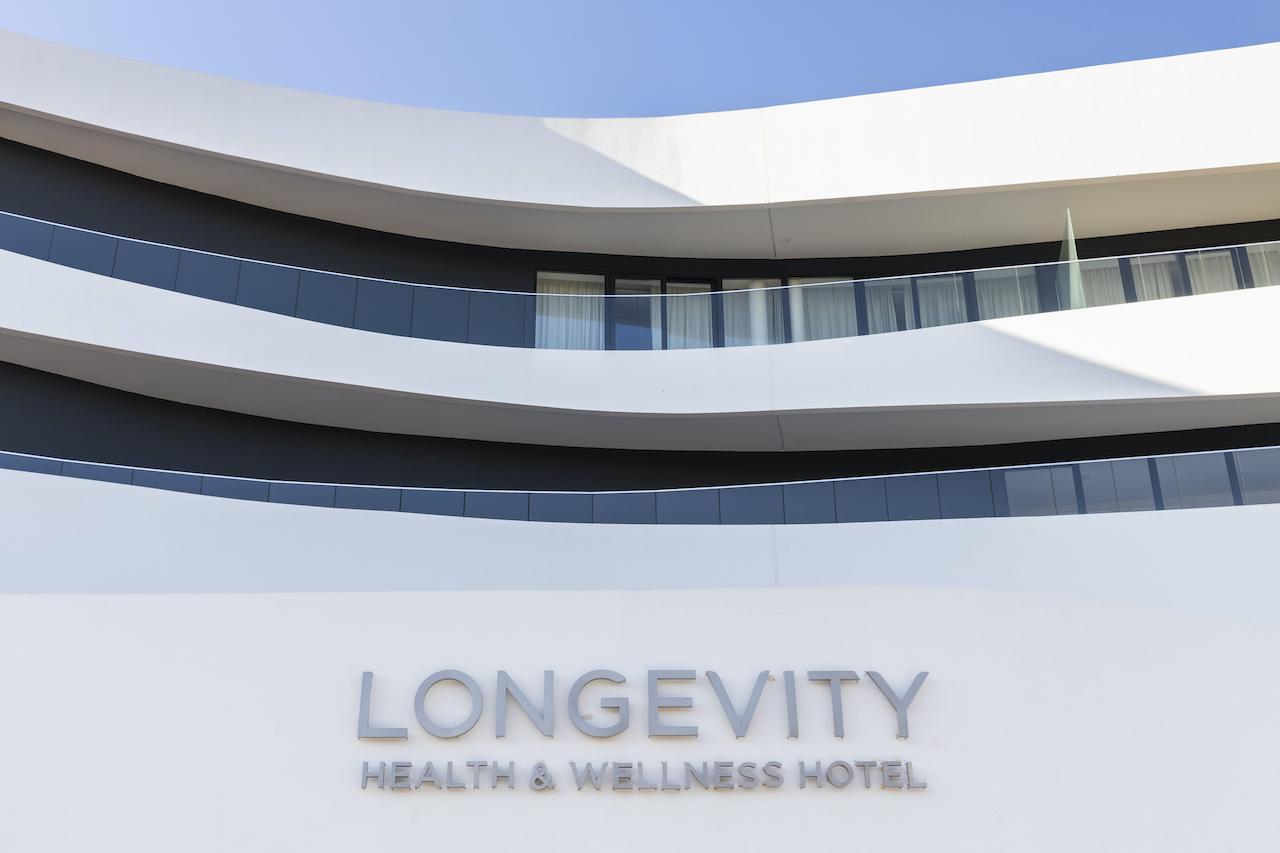 Longevity Hotel - Exterior