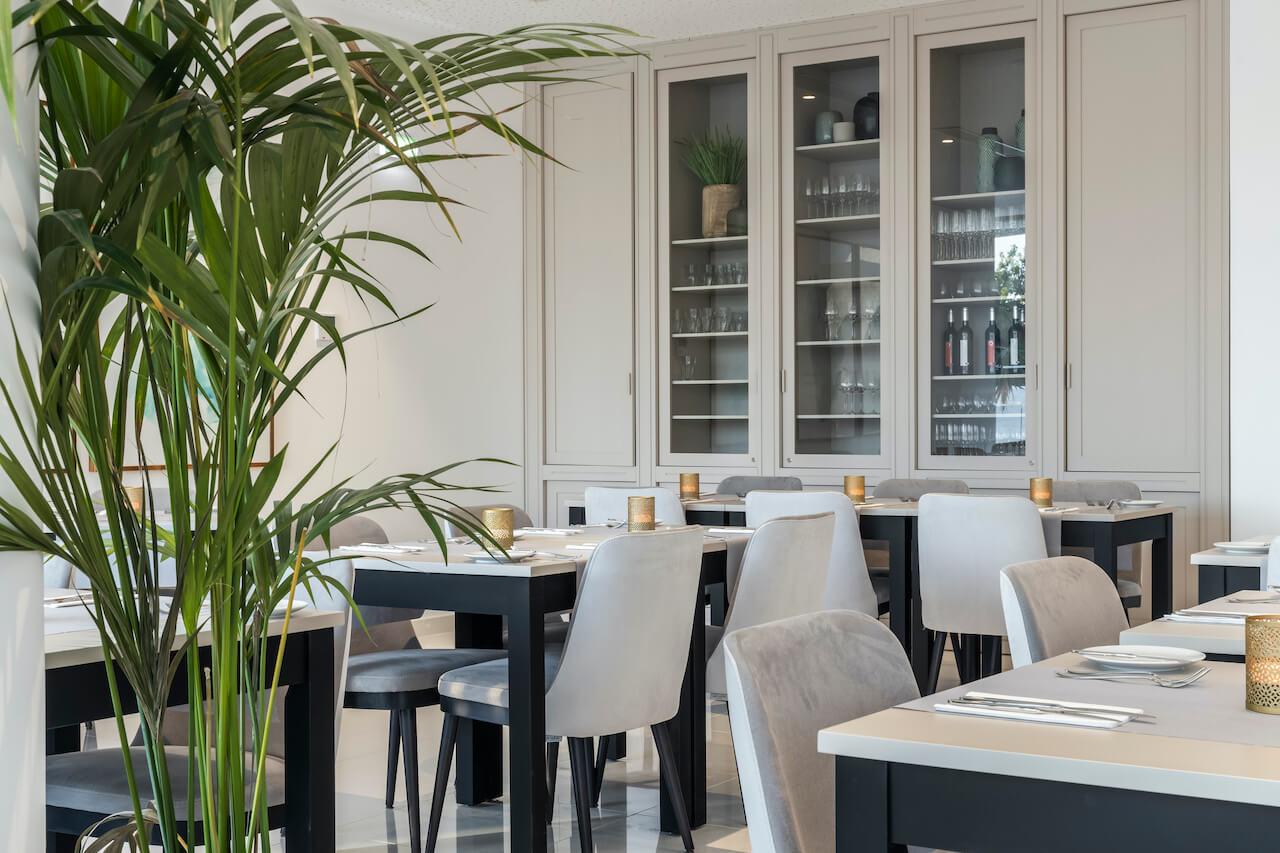 Longevity Hotel - Sala de Jantar   Dining Room