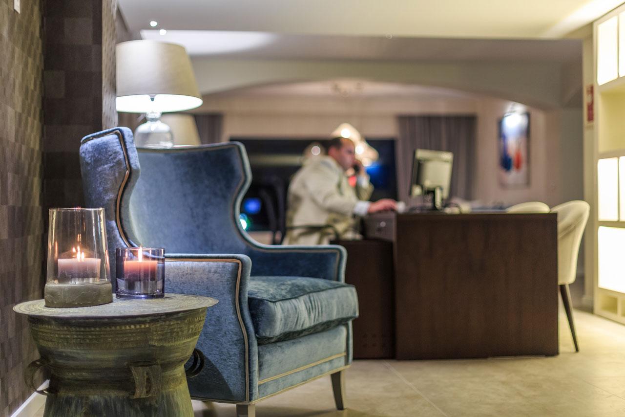 Vilalara Receção | Reception - Entrada | Lobby