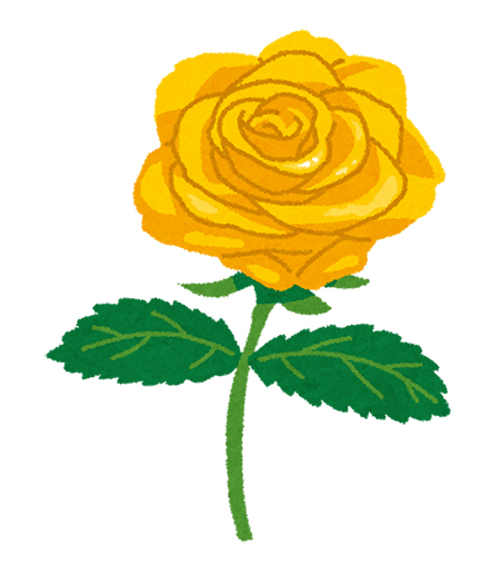 rose_yellow