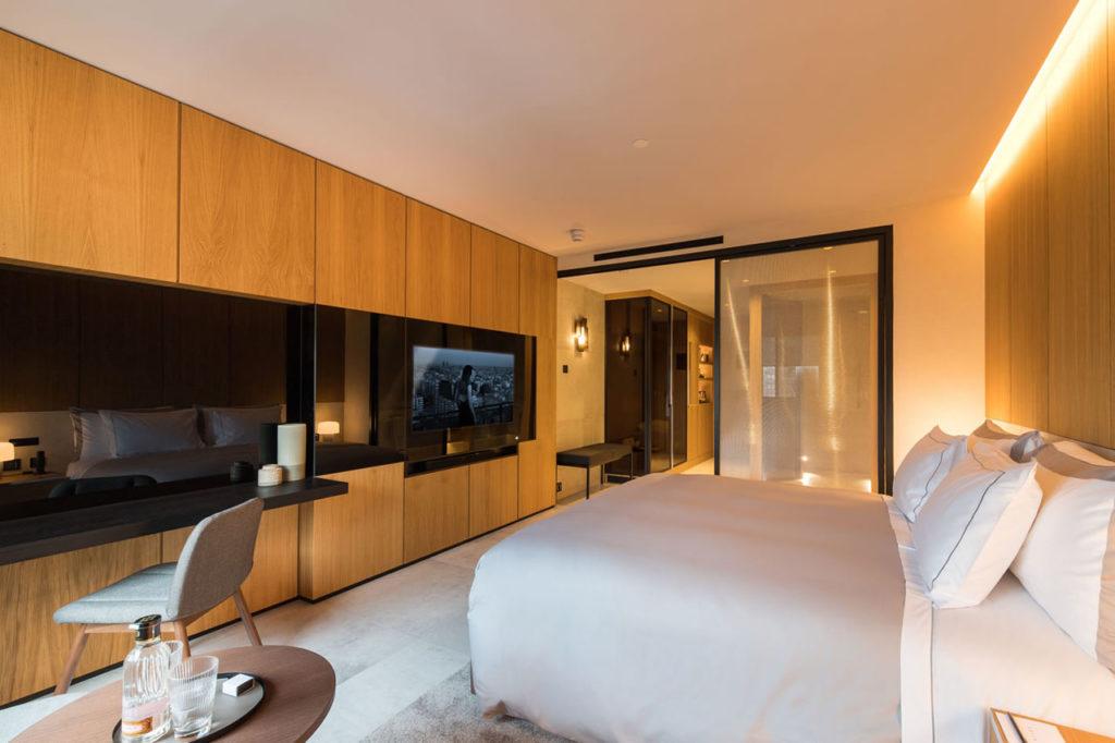 Habitaciones de lujo y suites en Barcelona