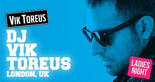 Sugar presents DJ Vik Toreous /London, UK/