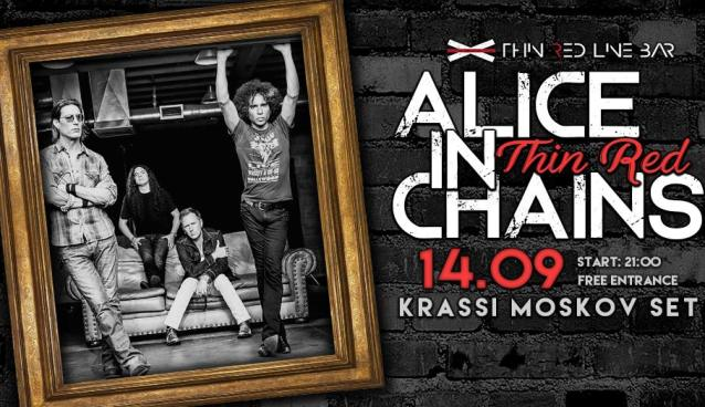 Alice in Thin Red Chains | Thin Red Line | September 14