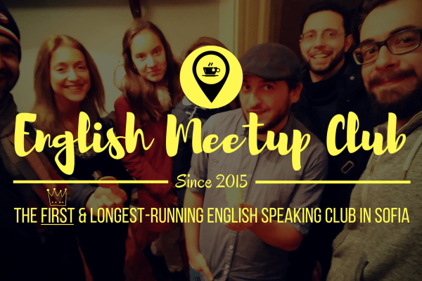English Meetup Club: Free Opening | Karkason | September 18