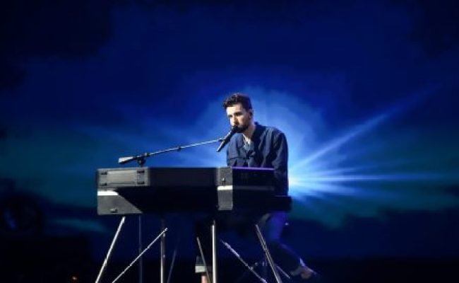 The Netherlands Duncan Laurence Wins Eurovision Song